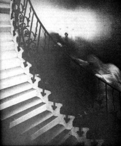 Haunted Tulip Staircase