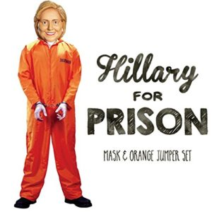 hillary-for-prison-costume